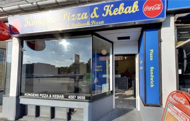 Kongens Pizza & Kebab1